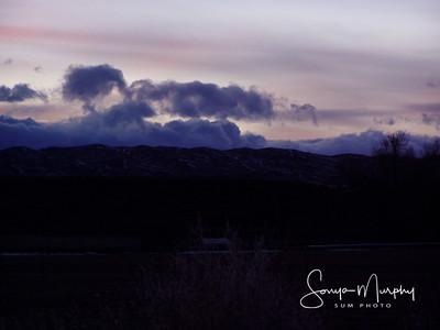 Sunset & various scenery