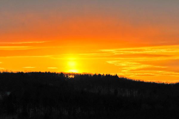 "<div class=""jaDesc""> <h4> Winter Sunset - View #2 - February 7, 2014</h4> <p> </p> </div>"