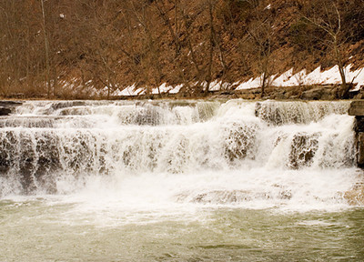 """<div class=""""jaDesc""""> <h4>Taughannack Gorge Falls - Ithaca, NY - December 26, 2007</h4> <p>This is one of the gorge stream falls below the main Taughannack falls.</p> </div>"""