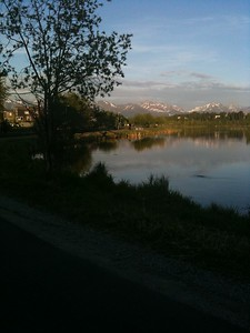 Westchester Lagoon, Anchorage