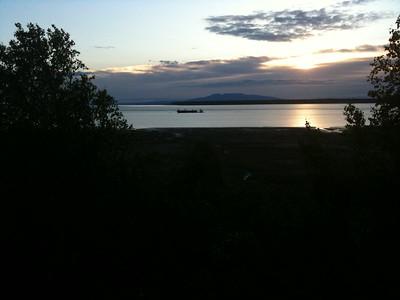 Anchorage Sunset