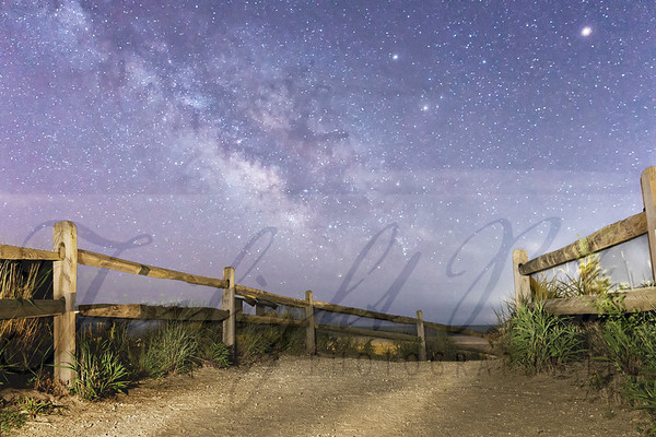 10  Walking to the Milky Way in Cape May