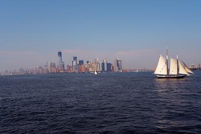 Mayflower & NYC