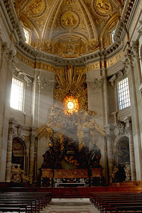 Basilica of Saint Peter  Vatican City