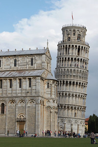 The Leaning Tower  Pisa, Italy