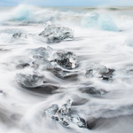 Swirling Ice