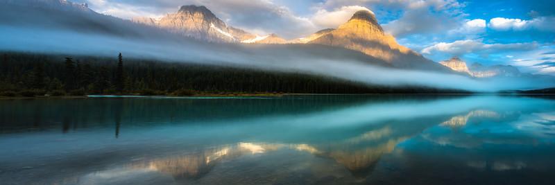 Waterfowl Lake
