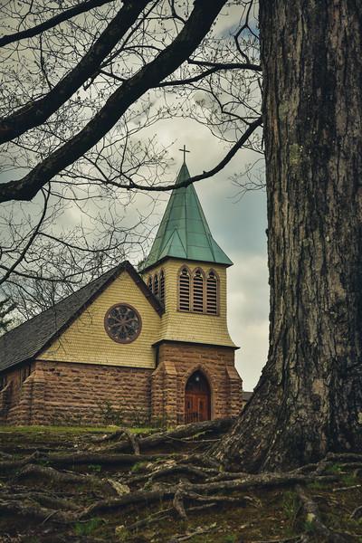 """Otey Memorial Parish Church"""