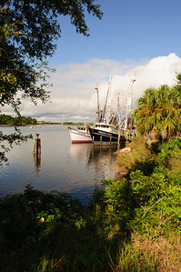 Carrabelle Waterfront - Carrabelle, Florida