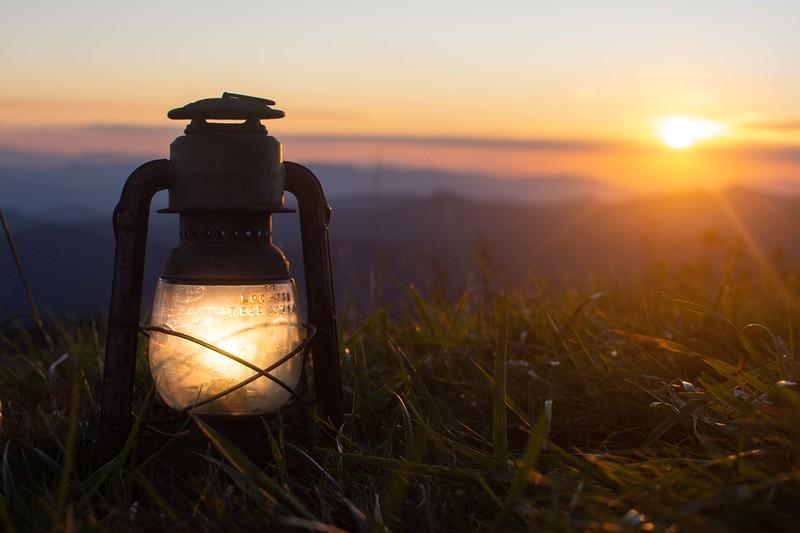 """Blue Ridge Light"""