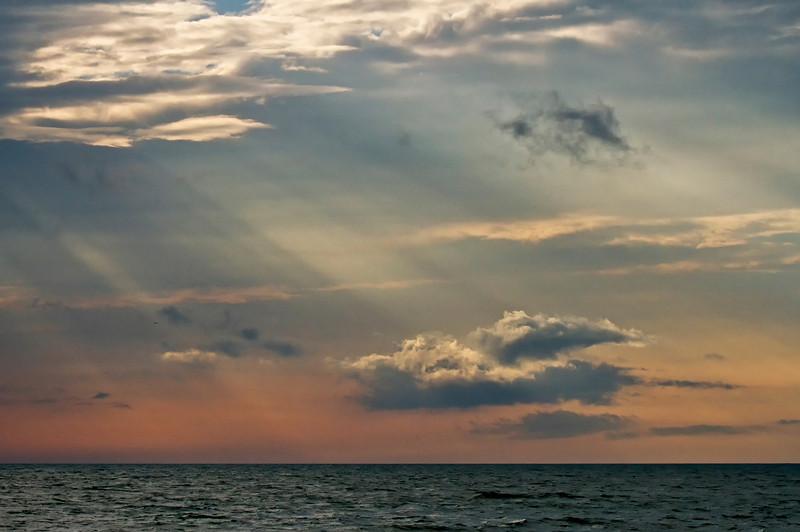 Pastel Sea