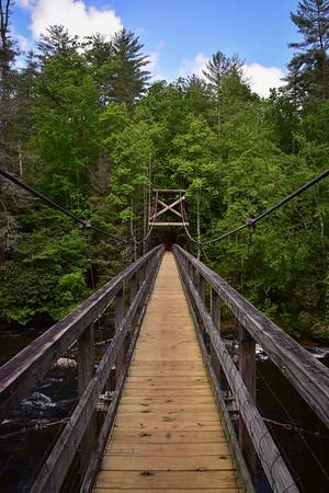 """Bridge Over The Toccoa"""