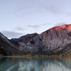Convict Lake At Sunrise