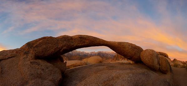 Arch at Sunrise