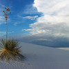 White Sands & Rainbow