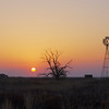 Sunrise At Lesser Prairie Chicken Preserve