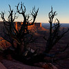 Sunset at Canyonlands NP