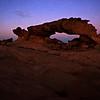 Sunset Arch At Night #1
