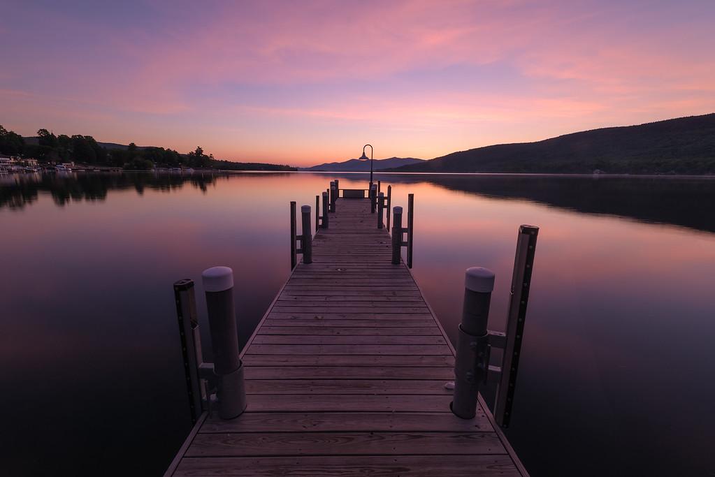 Lake George   5:00 am