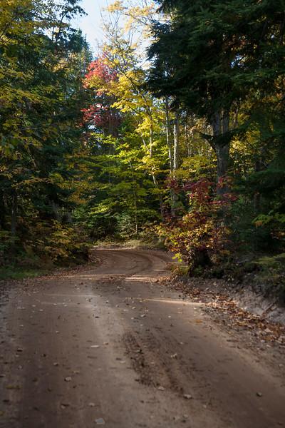 Travel into Autumn