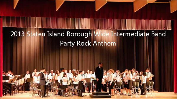 Staten Island Borough-Wide Concerts 2013 - 06-Party Rock Anthem