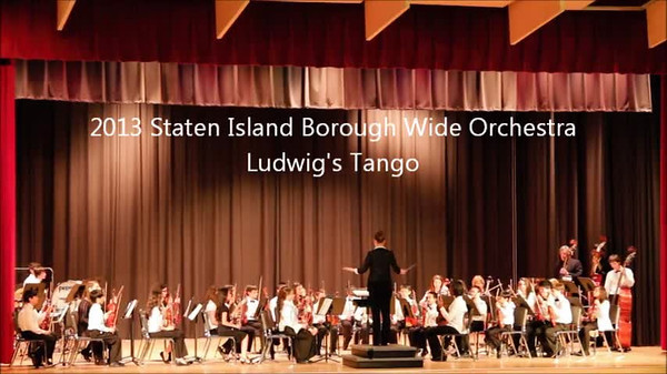 Staten Island Borough-Wide Concerts 2013 - 09-Ludwig's Tango