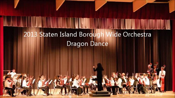 Staten Island Borough-Wide Concerts 2013 - 08-Dragon Dance