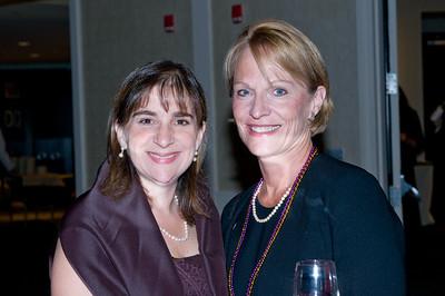Lisa Berstein and Joan Reber-Jones