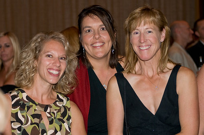 Faith Velschow, Danielle Zimmermann and Karen Lotti