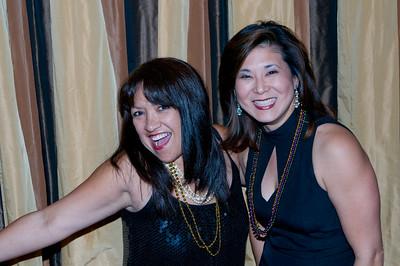 Deanna Bartee and Allison Uchihara