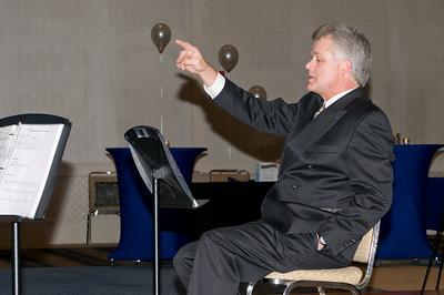 Ralston Middle School Jazz Band Teacher Peter Thielan