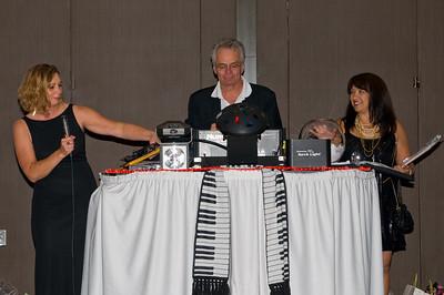 Donations/Sponsorship Chairperson Kim Collins DJ Steve LaGrutta Casino Royale! Chairperson Deanna Bartee Announce Door Prize Winners