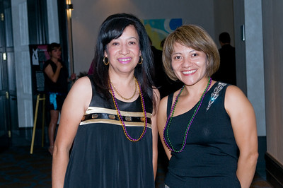 Patty Jung and Monica Reyes