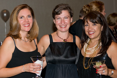 Jacqueline Kraft, Ardythe Andrews and Deanna Bartee