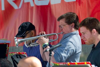 College of San Mateo Jazz Big Band