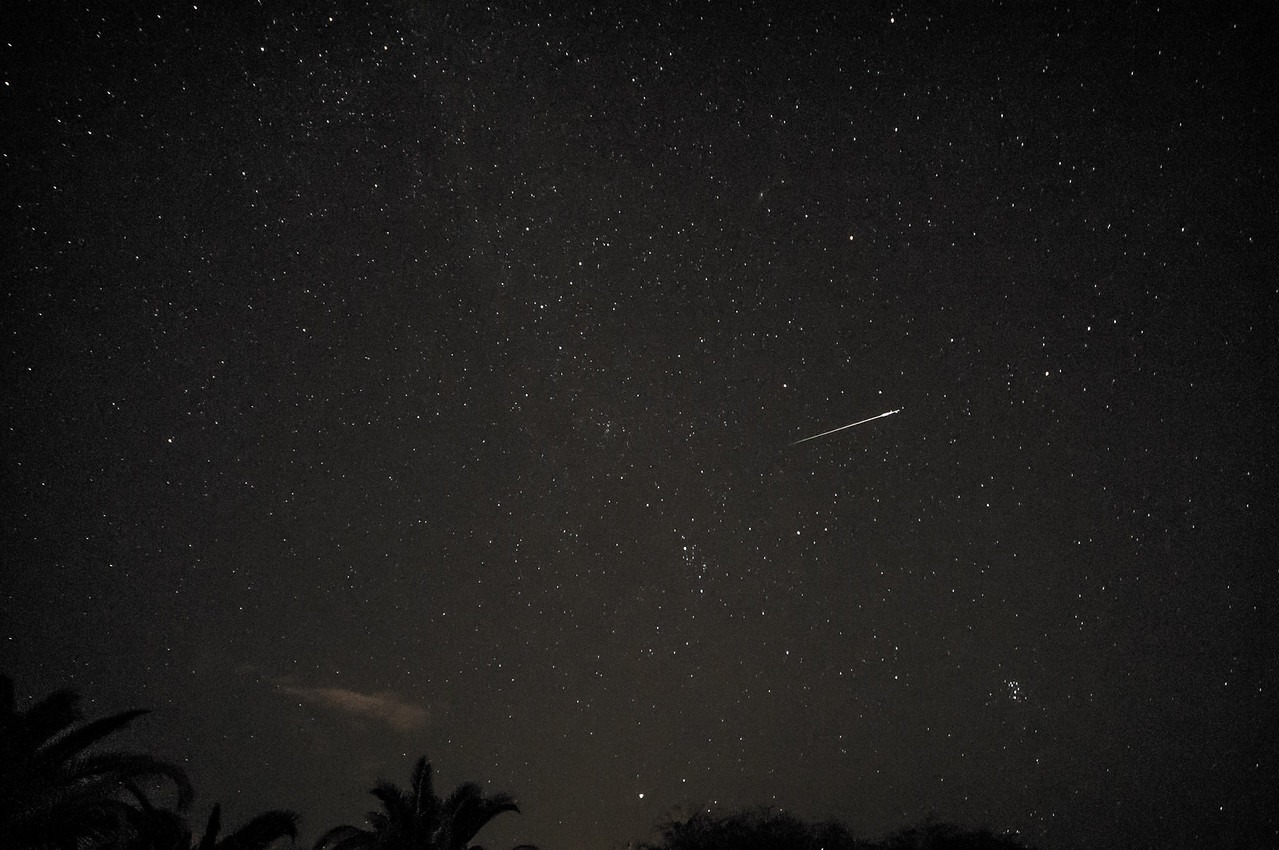 The 2013 Perseid Meteor Shower - August 12 and 13