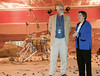 (2.13.2008 -- Tucson, AZ)  Arizona Governor Janet Napolitano addresses the Phoenix Mars Mission staff as Dr. Peter Smith, the mission's Principal Investigator looks on.