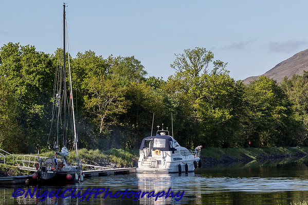 Caledonian Canal Corpach (29.05.2016)