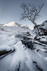 Surviving, Glencoe, Scotland
