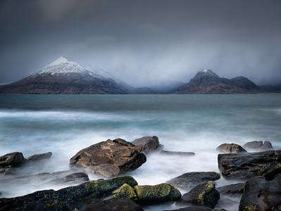 Cuillins from Elgol, Skye, Scotland