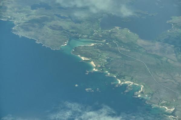 W coast near Mallaig