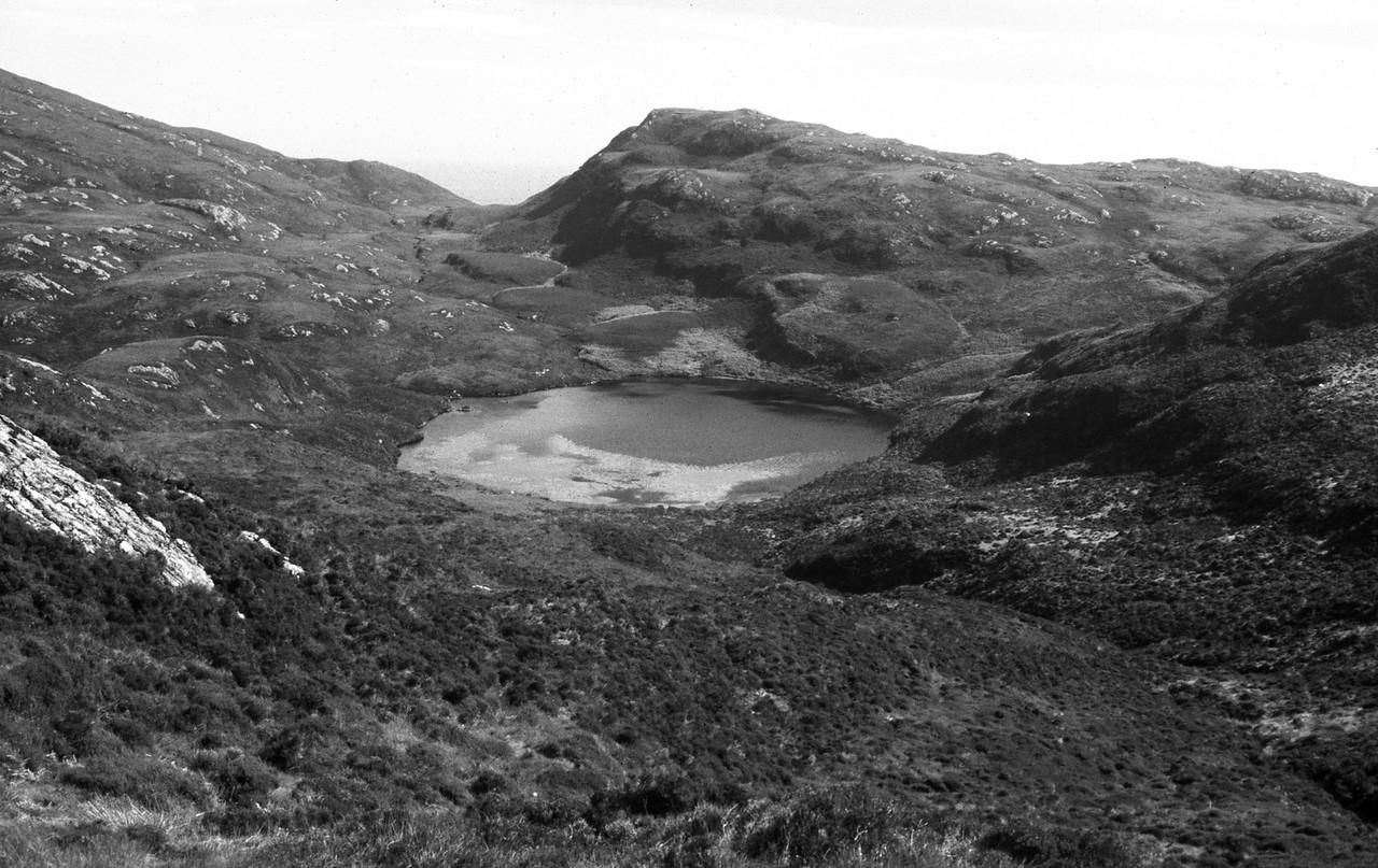 Loch Laudes, South Uist