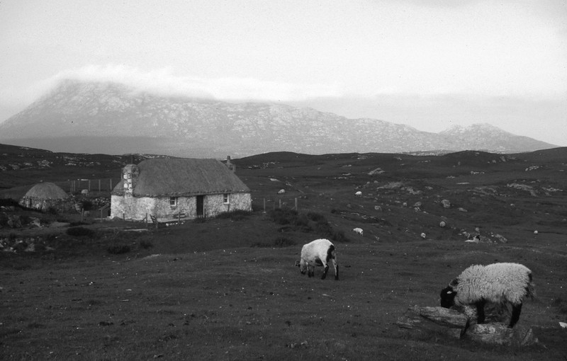 Eaval, South Uist