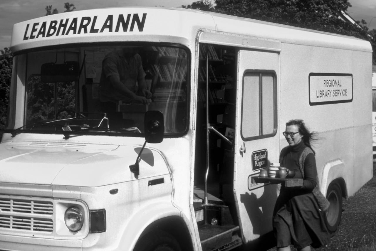 Library Van, Skye