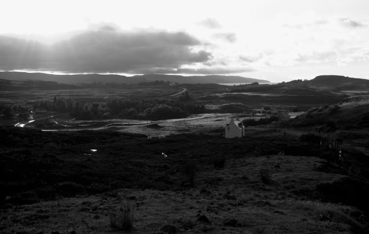 Clachamish after Rainshower, Skye