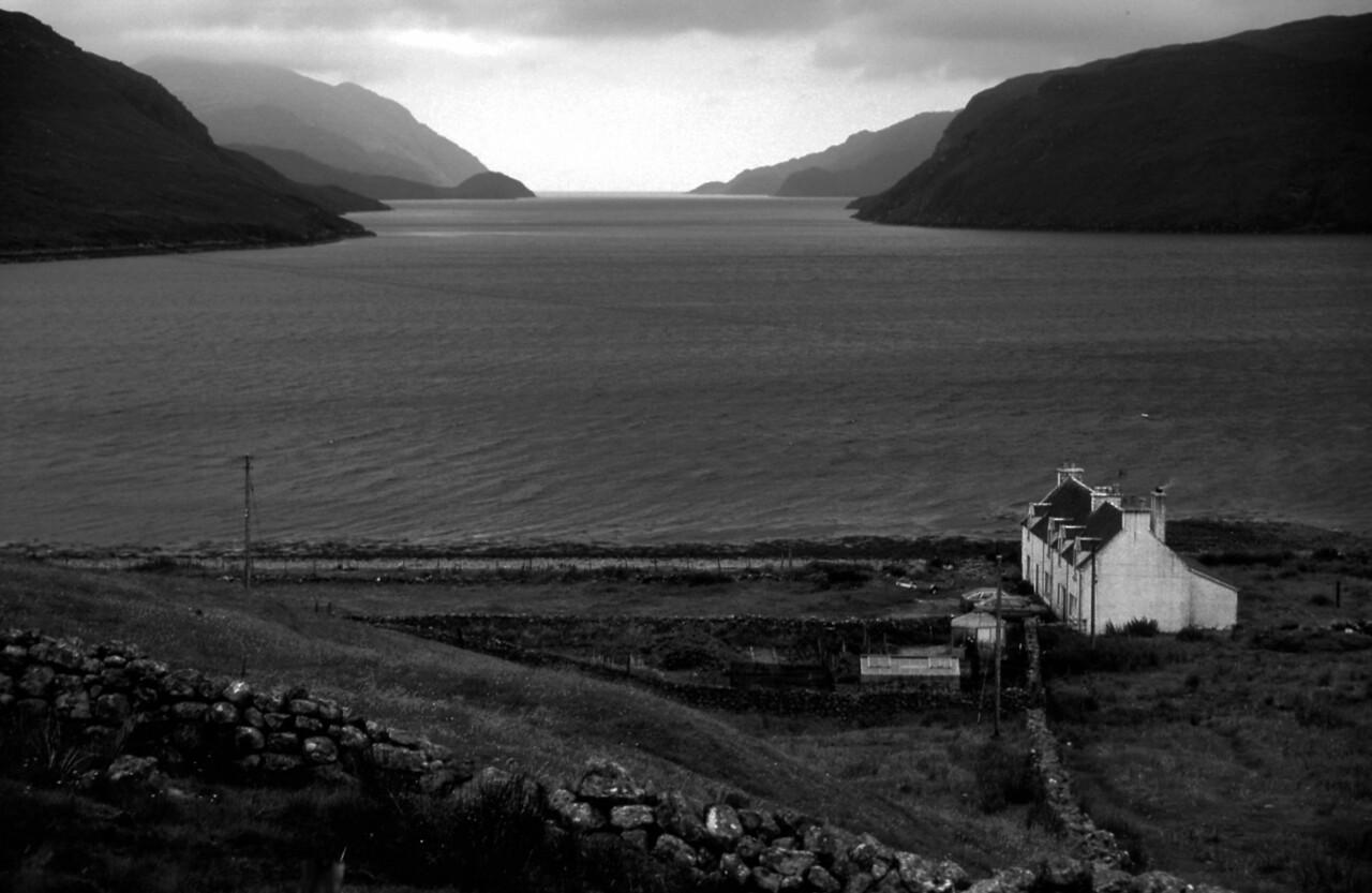 Loch Sea Forth, Harris