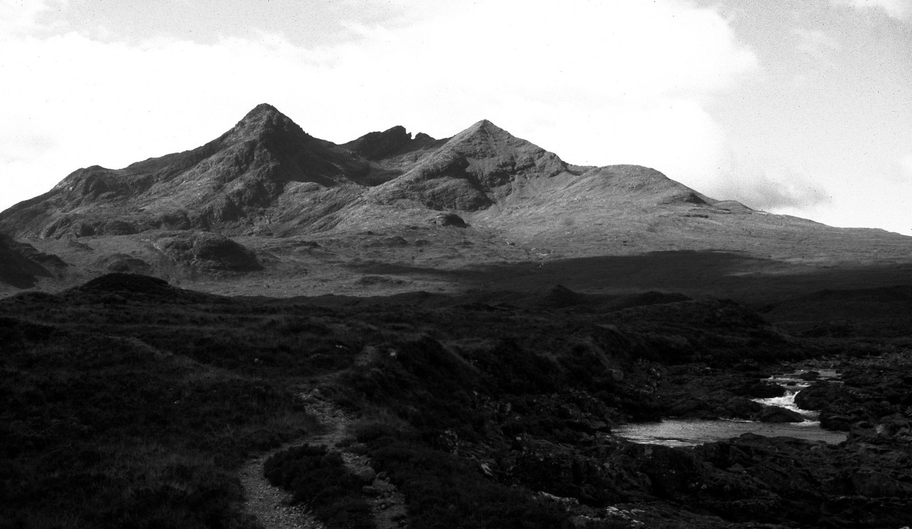 Cuillin Hills, Skye