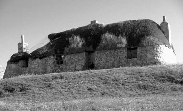 Black House, South Uist
