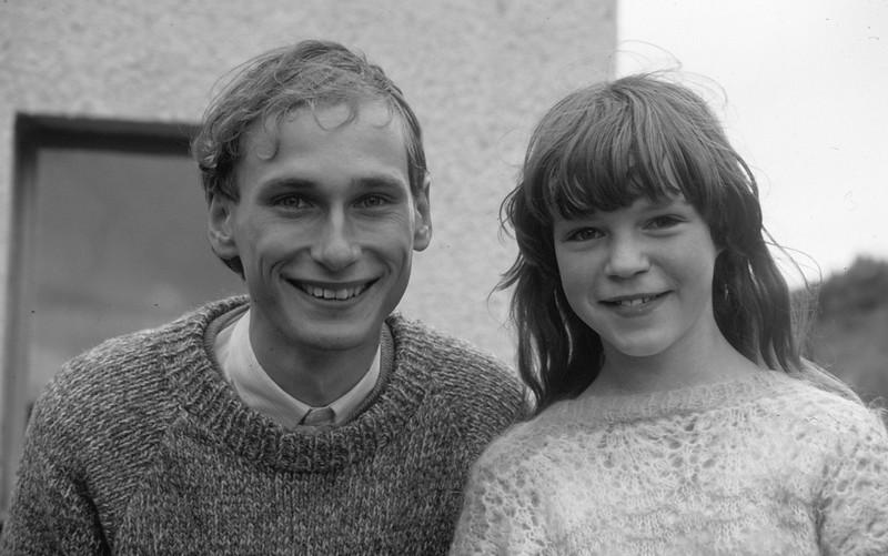 Christoph & Jenny, Skye