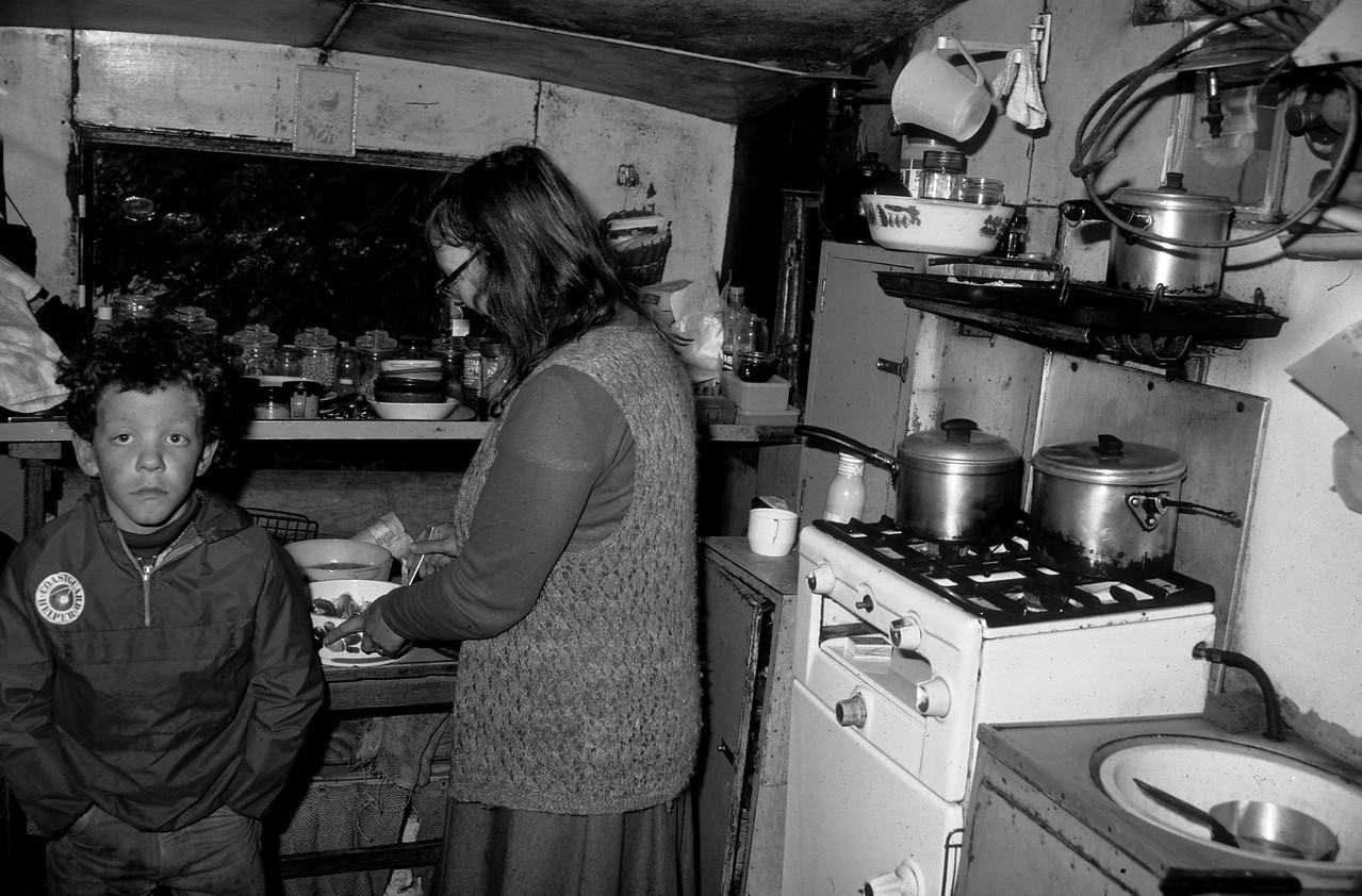 Kitchen Caravan, Skye